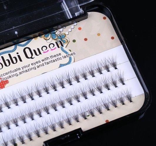 10D 3D Eyelash Extensions Long Thick Eyelash Extensions 60 Bunch Environmental